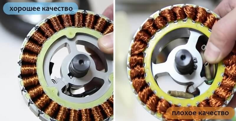 Проверка подлинности гироскутера по мотор-колесу